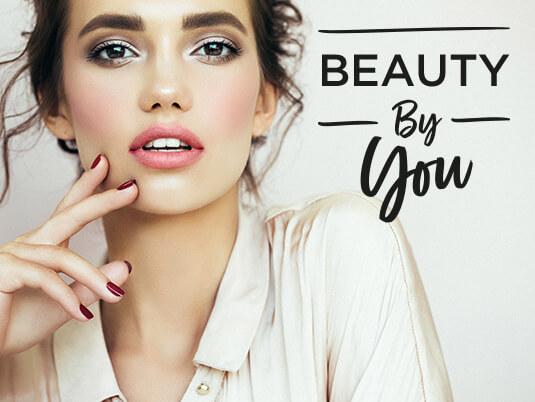 Beauty By You. Professionele producten en adviezen, om thuis toe te passen!
